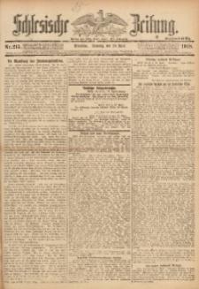 Schlesische Zeitung, 1918, Nr. 215