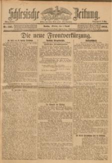Schlesische Zeitung, 1918, Nr. 395