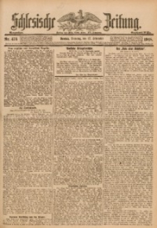 Schlesische Zeitung, 1918, Nr. 475