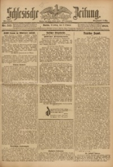 Schlesische Zeitung, 1918, Nr. 515
