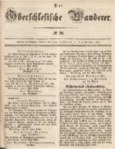 Der Oberschlesische Wanderer, 1862, Jg. 35, No. 20