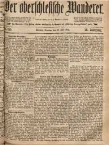 Der Oberschlesische Wanderer, 1883, Jg. 56, Nr. 155