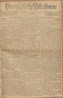 Oberschlesische Volksstimme, 1891, Jg. 17, Nr. 143