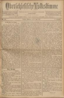 Oberschlesische Volksstimme, 1891, Jg. 17, Nr. 144