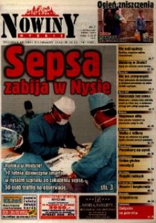 Nowiny Nyskie 2007, nr 7.