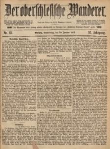Der Oberschlesische Wanderer, 1885, Jg. 57, Nr. 23