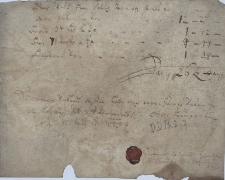 Fragmenty korespondencji spadkowej rodzeństwa Henryka mł. Gureckiego z Kornic oraz Zuzanny Ludmiły Ziemeckiej, z domu Gureckiej z Kornic