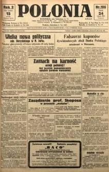 Polonia, 1925, R. 2, nr 198