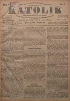Katolik, 1911, R. 44, nr 1