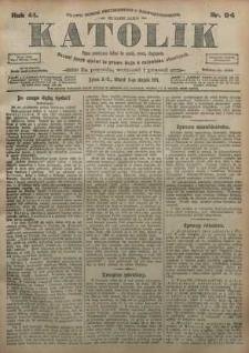 Katolik, 1911, R. 44, nr 94