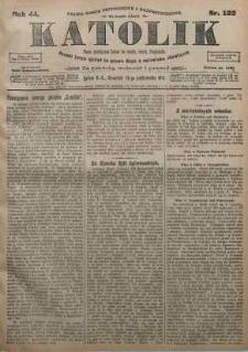 Katolik, 1911, R. 44, nr 122