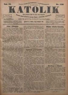 Katolik, 1911, R. 44, nr 138