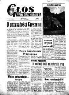 Głos Ziemi Cieszyńskiej, 1960, Nry 1-51