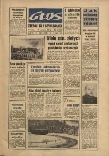 Głos Ziemi Cieszyńskiej, 1965, Nry 1-50/51