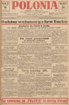Polonia, 1925, R. 2, nr 353