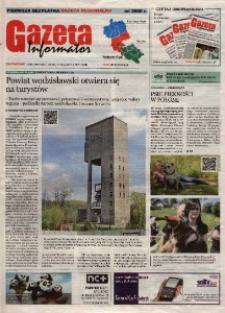 Gazeta Informator : pierwsza bezpłatna gazeta regionalna : Wodzisław Śląski. R. 12, nr 11 (238).