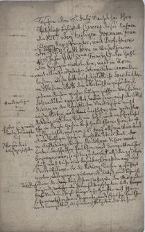 Opis uroczystości zorganizowanych przez jezuitów w Cieszynie [29.06.1738 r.] z okazji kanonizacji jezuity Jana Franciszka Regis