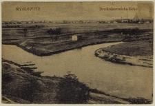 Myslowitz Dreikaiserreichs-Ecke