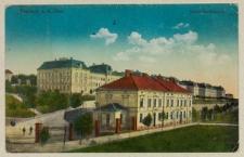 Teschen a. d. Olsa, Infanterie-Kasernen