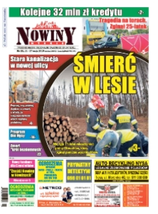 Nowiny Nyskie 2019, nr 21.