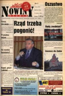Nowiny Nyskie 2000, nr 5.