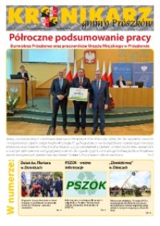 Kronikarz Gminy Prószków 2019, nr 6.