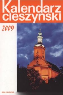 Kalendarz Cieszyński, 2009