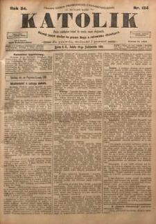 Katolik, 1901, R. 34, nr 124