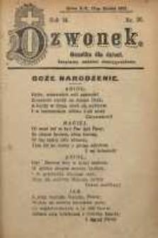 Dzwonek, 1907, R. 14, nr 26