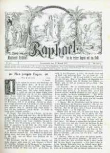Raphael. Illustrierte Zeitschrift für die reifere Jugend und das Volk. Jg. 29, nr 33.