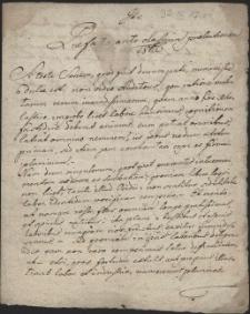 Praefatio ante classium praelectione 1806
