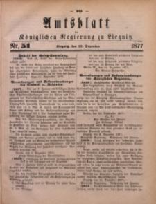 Amts-Blatt der Königlichen Regierung zu Liegnitz, 1877, Jg. 67, Nr. 51