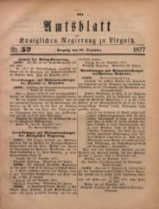 Amts-Blatt der Königlichen Regierung zu Liegnitz, 1877, Jg. 67, Nr. 52