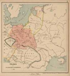 Polska za Bolesława Chrobrego r. 1025