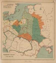 Rozbiory Polski r. 1772, 1793, 1795