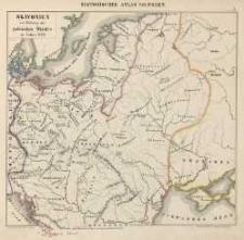 I. Slavonien vor Bildung des polnischen Staates im Jahre 850
