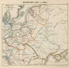 II. Polen unter Mieczislav I. im Jahre 992