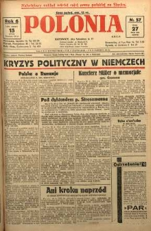 Polonia, 1929, R. 6, nr 57