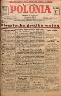 Polonia, 1929, R. 6, nr 1646