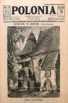 Polonia, 1929, R. 6, nr 1652