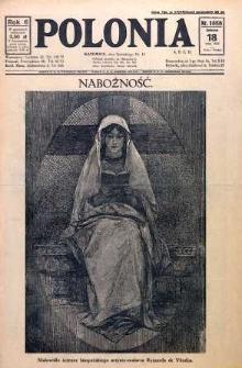 Polonia, 1929, R. 6, nr 1658