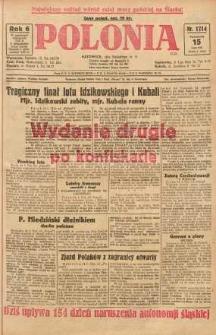 Polonia, 1929, R. 6, nr 1714