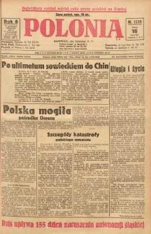 Polonia, 1929, R. 6, nr 1715