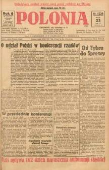 Polonia, 1929, R. 6, nr 1722