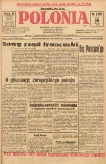 Polonia, 1929, R. 6, nr 1729