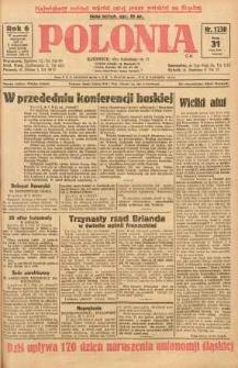 Polonia, 1929, R. 6, nr 1730