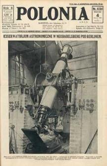 Polonia, 1929, R. 6, nr 1734