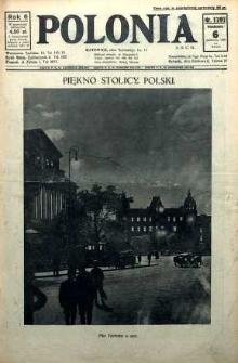 Polonia, 1929, R. 6, nr 1797