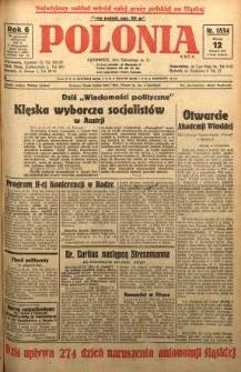 Polonia, 1929, R. 6, nr 1834