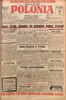 Polonia, 1929, R. 6, nr 1691